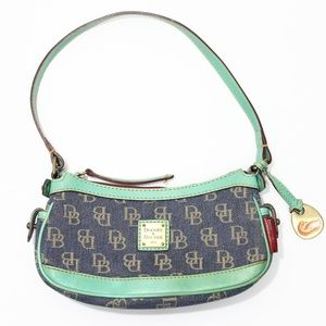 Dooney & Bourke Vintage Bag Small Denim Purse
